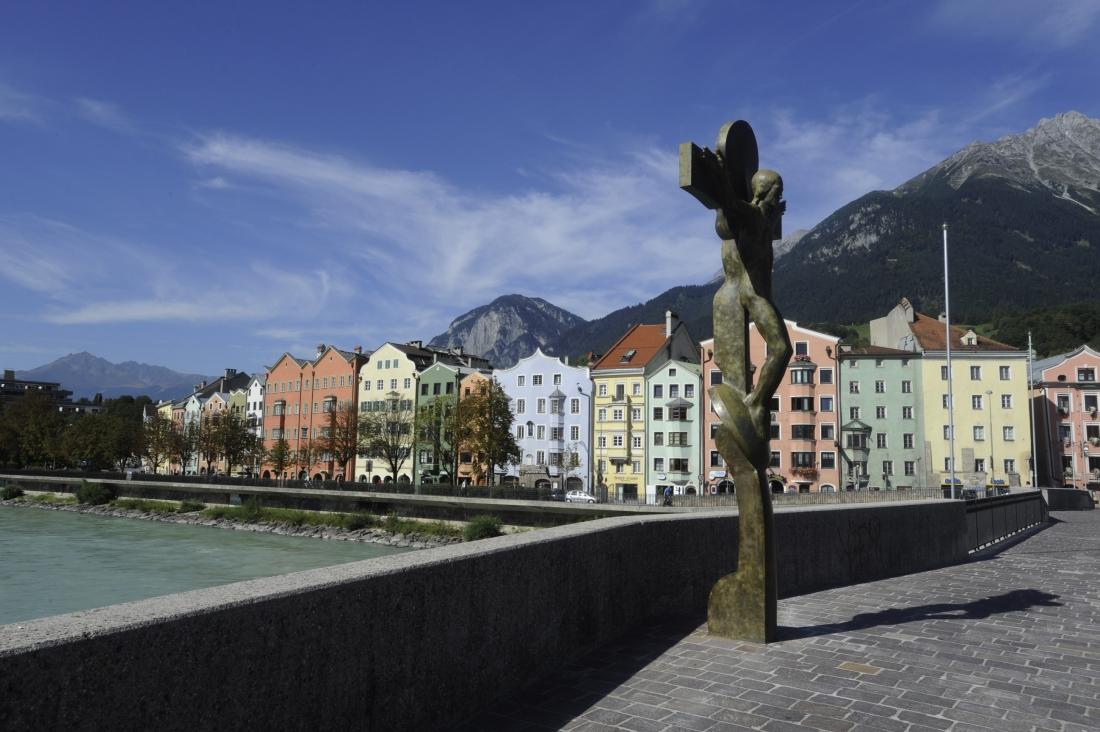 Innsbruck ©Tirol Werbung / Aichner Bernhard