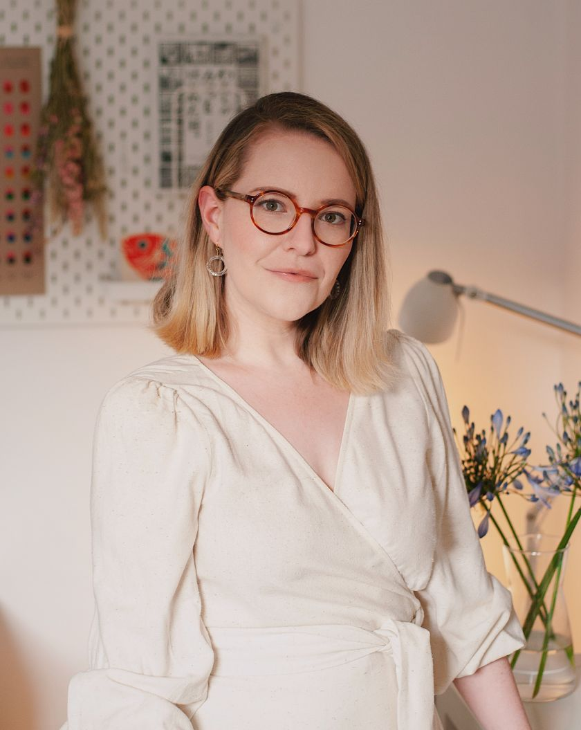 Geri Coady on her Japanese influences, knowing when to go freelance, and how to turn your passion into a living