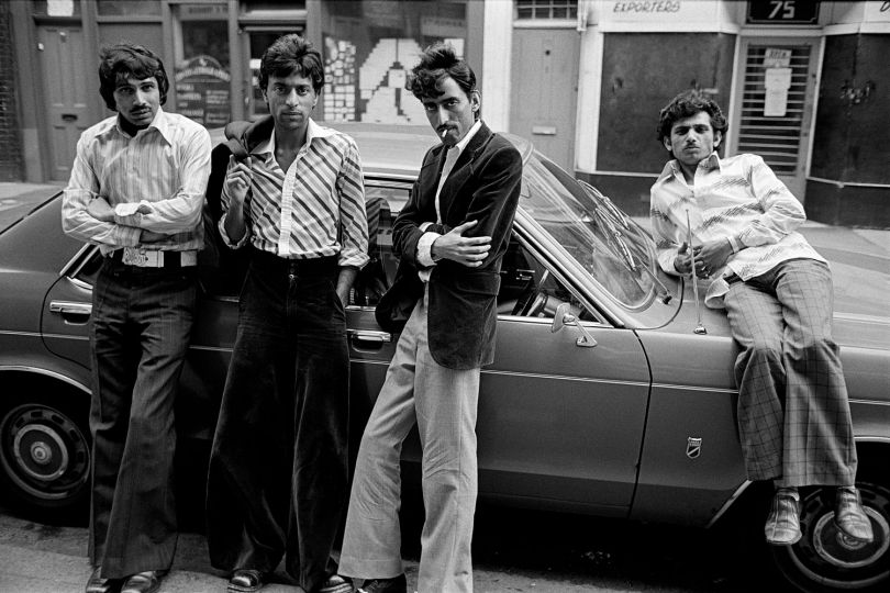 Brick Lane, London E1 1977 © Paul Trevor