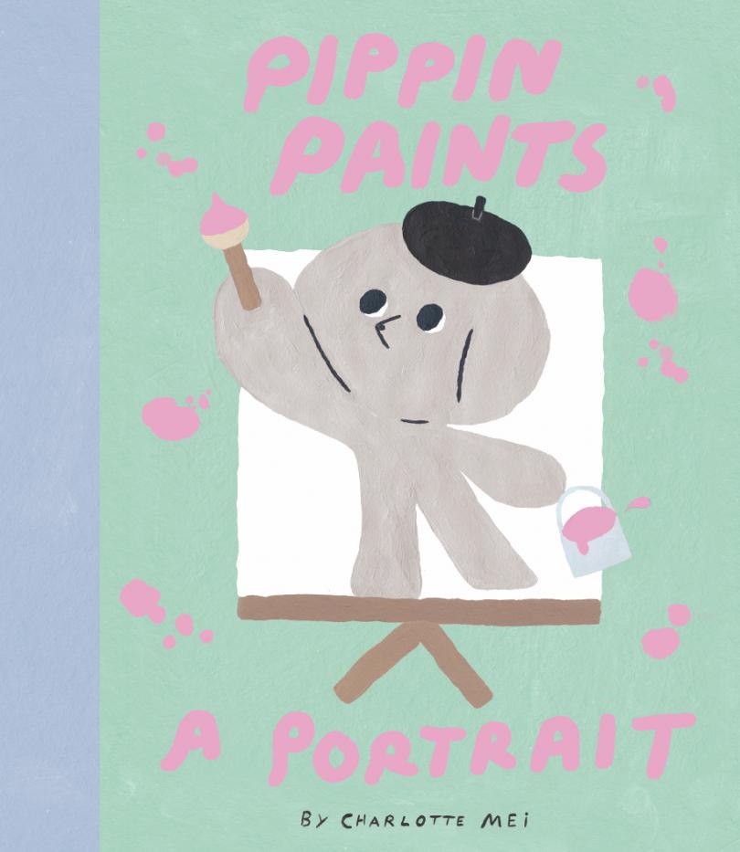 Pippin Paints a Portrait cover