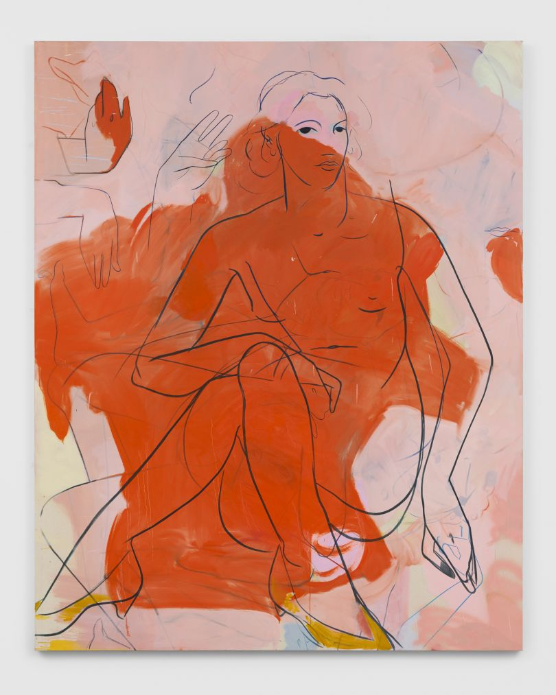 France-Lise McGurn, Earth Girls are easy, 2019 Courtesy the artist and Simon Lee Gallery. © France-Lise McGurn