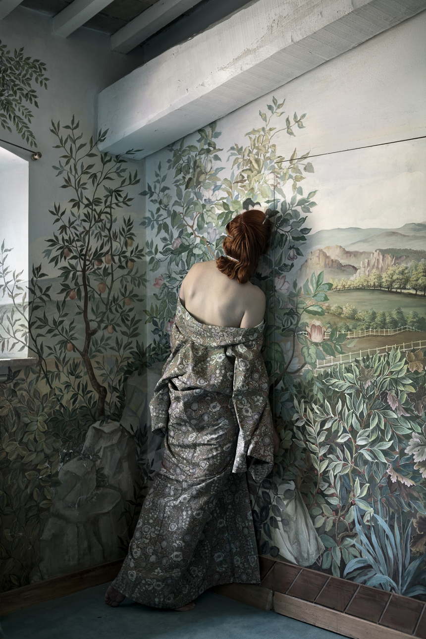 The Flower Room © Anja Niemi / courtesy of The Little Black Gallery