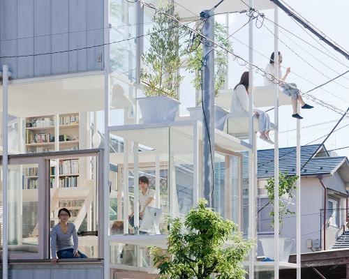 Sou Fujimoto Architects House NA, Tokyo, Japan, 2011. Photo by Iwan Baan