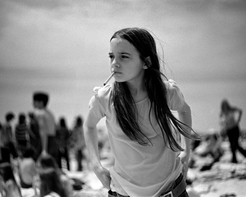 Priscilla, 1969 © Joseph Szabo. Courtesy of Michael Hoppen Gallery