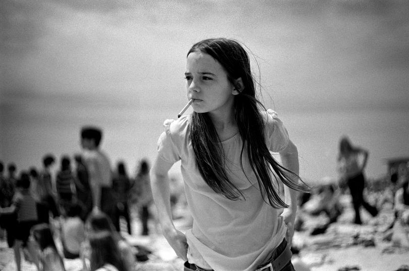 Priscilla, 1969 © Joseph Szabo. Courtesy of Michael Hoppen Gallery