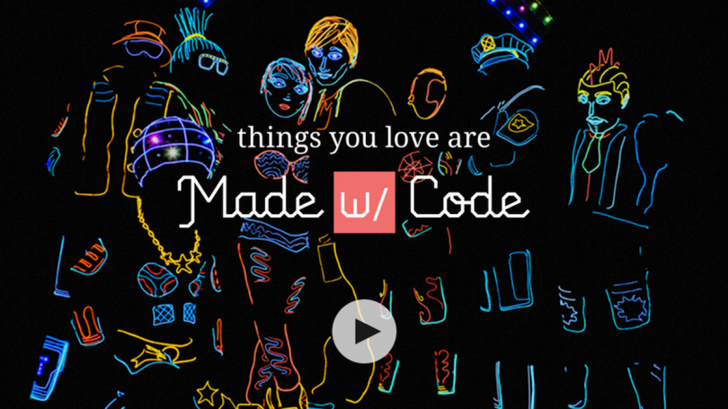 Made With Code campaign