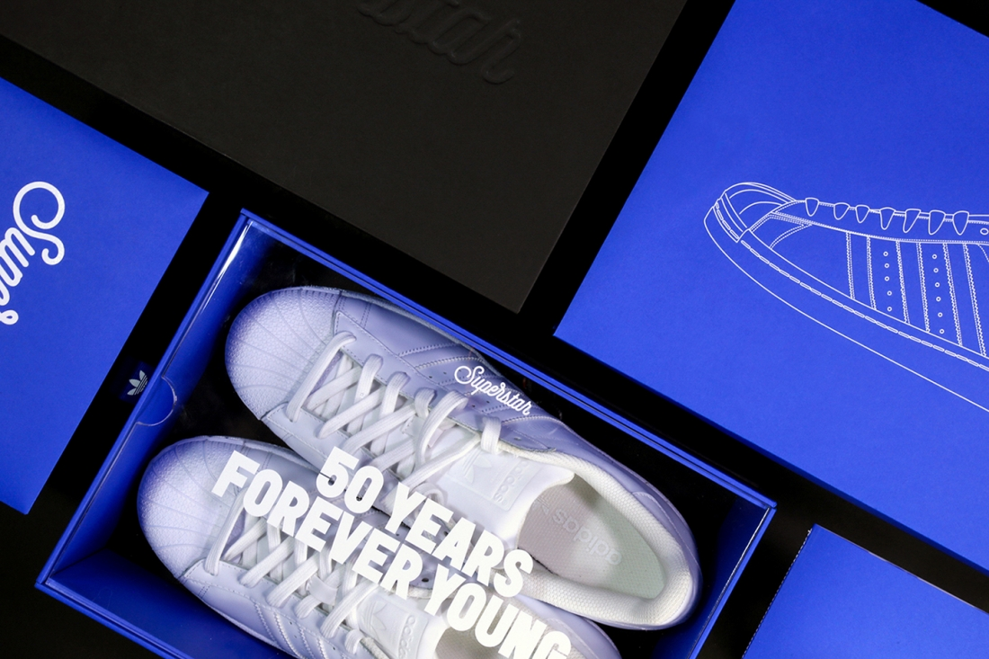 Celebrating Adidas Superstars' 50th Birthday with a Forever