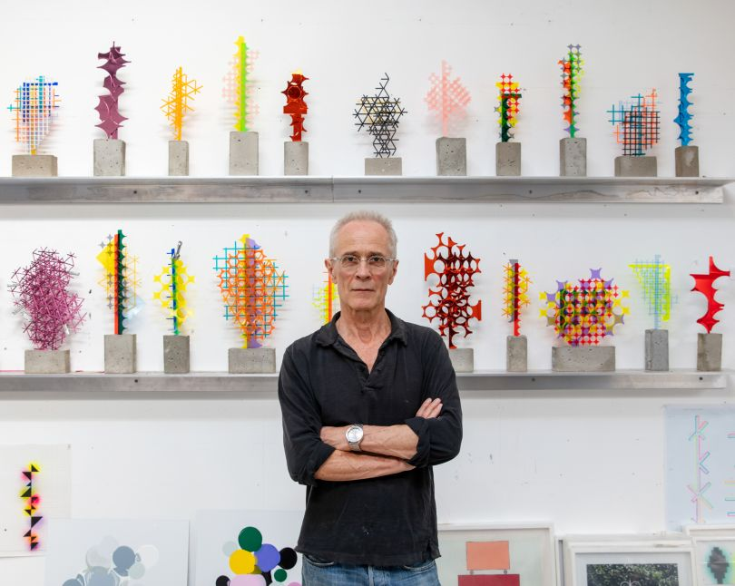 David Batchelor. Courtesy of the Artist and Ingleby, Edinburgh
