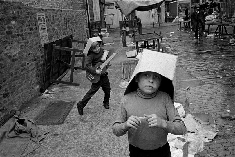 Sclater Street, London E1, 1975 © Paul Trevor