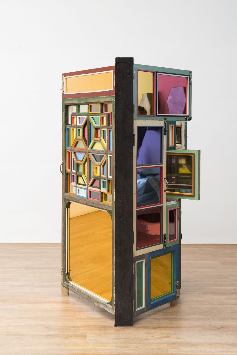 Song Dong: Window Door No. 32019 © Song Dong, Courtesy of Pace Gallery