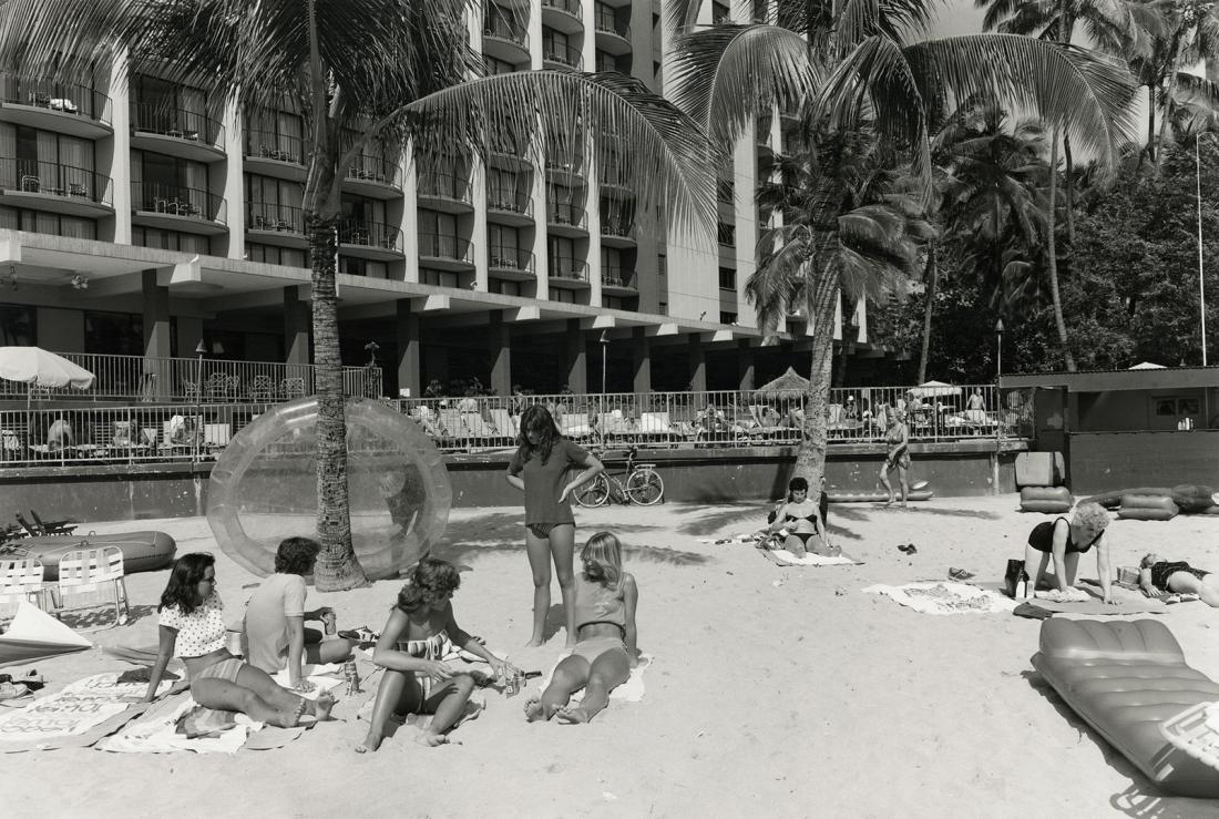Duncan McCosker Waikiki Beach, Hawaii 1983