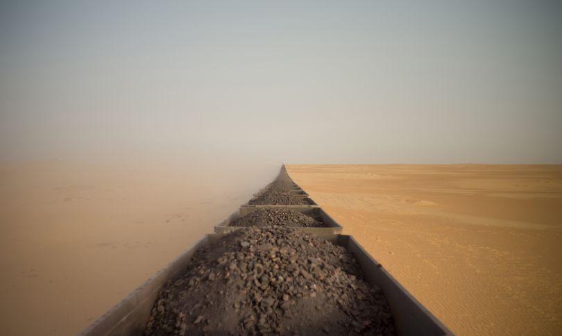 Riding a Saharan Freight Train © Adrian Guerin, Australia, Winner, Open, Travel, 2020 Sony World Photography Awards