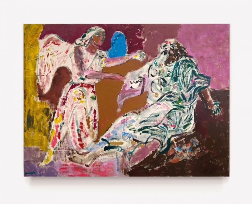 Luke Hannam, Elijah and The Angel