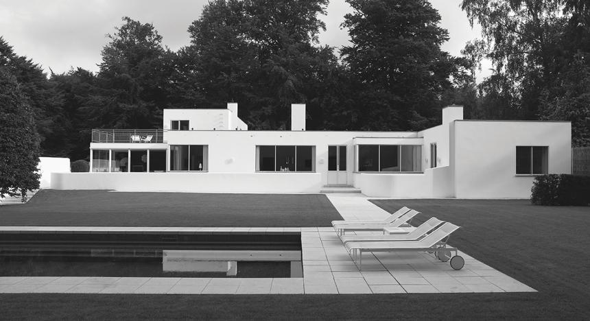 Modern Architecture Ornament