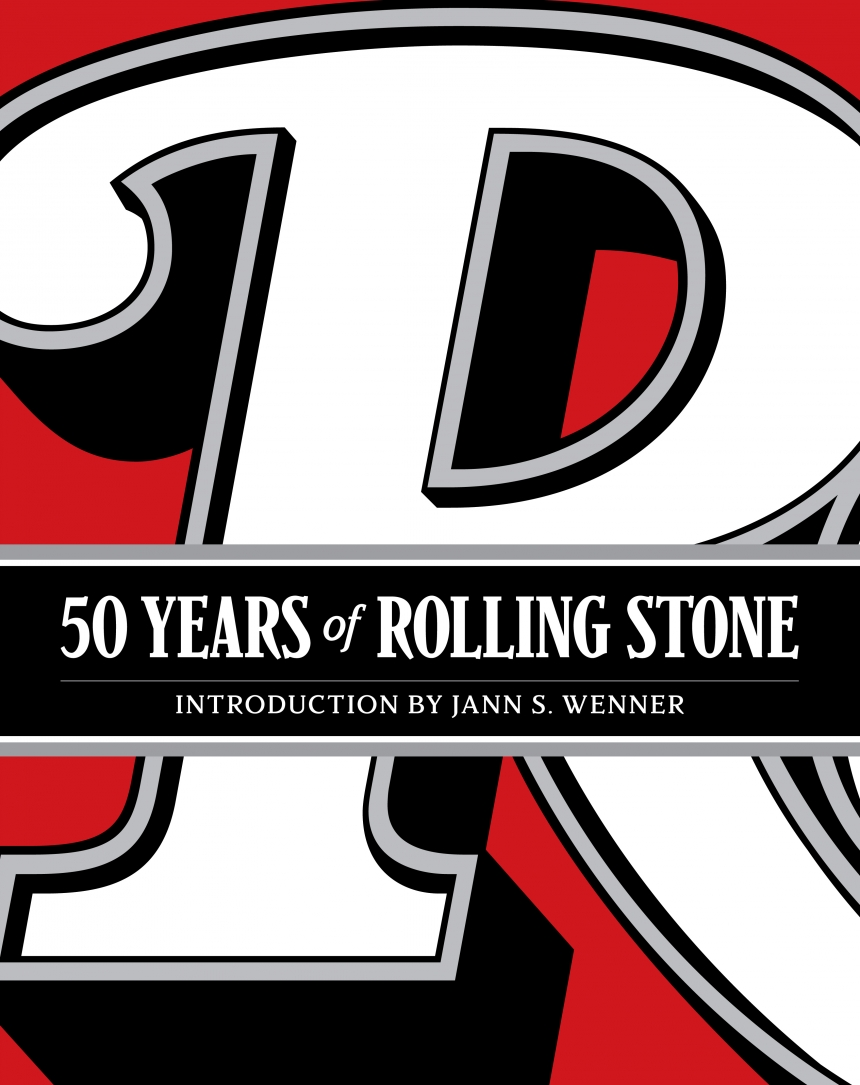 [50 Years of Rolling Stone](http://abramsandchronicle.co.uk/books/photography/9781419724466-50-years-of-rolling-stone): The Music, Politics and People that Changed Our Culture by Rolling Stone and Jann S. Wenner (Abrams, £45)