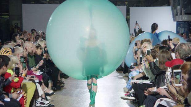 2019 MullenLowe NOVA Award Winner:  Fredrik Tjærandsen, BA Fashion Womenswear, 'Moments of Clarity'