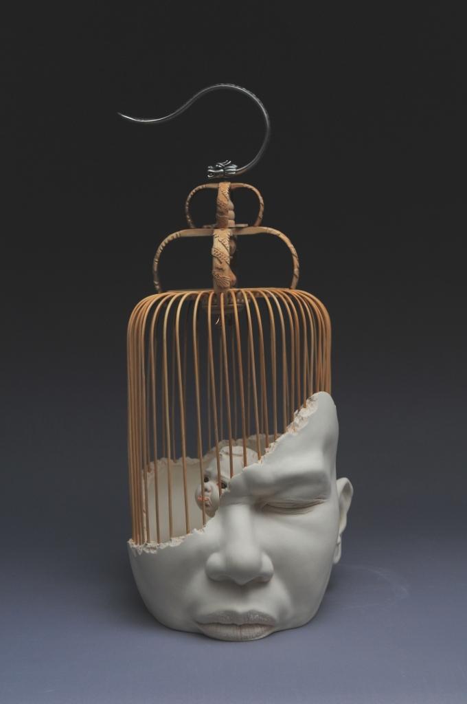 Hong Kong Artist Johnson Tsang's Grotesque Yet Beautiful