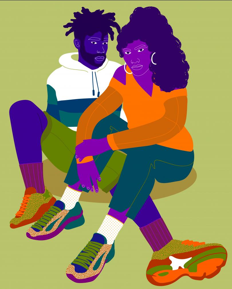 Couple © Aurélia Durand
