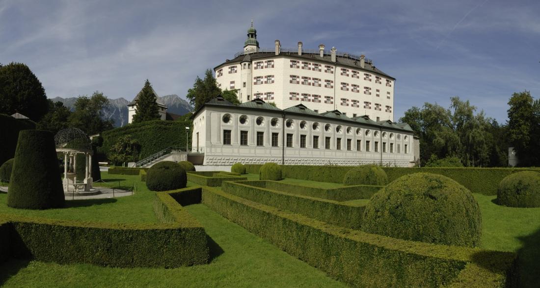Ambras Castle © Tirol Werbung / Aichner Bernhard