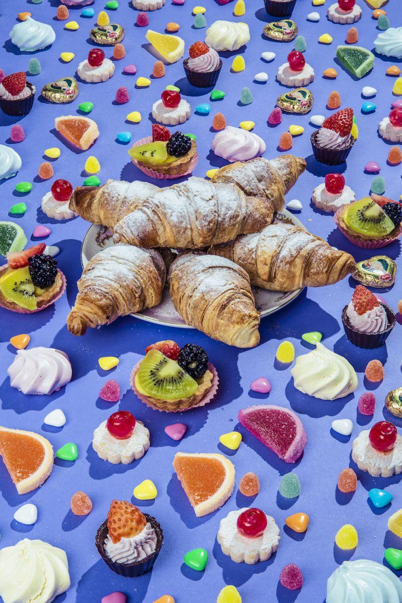 Marie Antoniette / Croissant and Sweets - © Dan Bannino