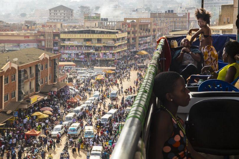 Beauty Centre, Uganda © Federico Redin, Portrait of Humanity 2019 Winner