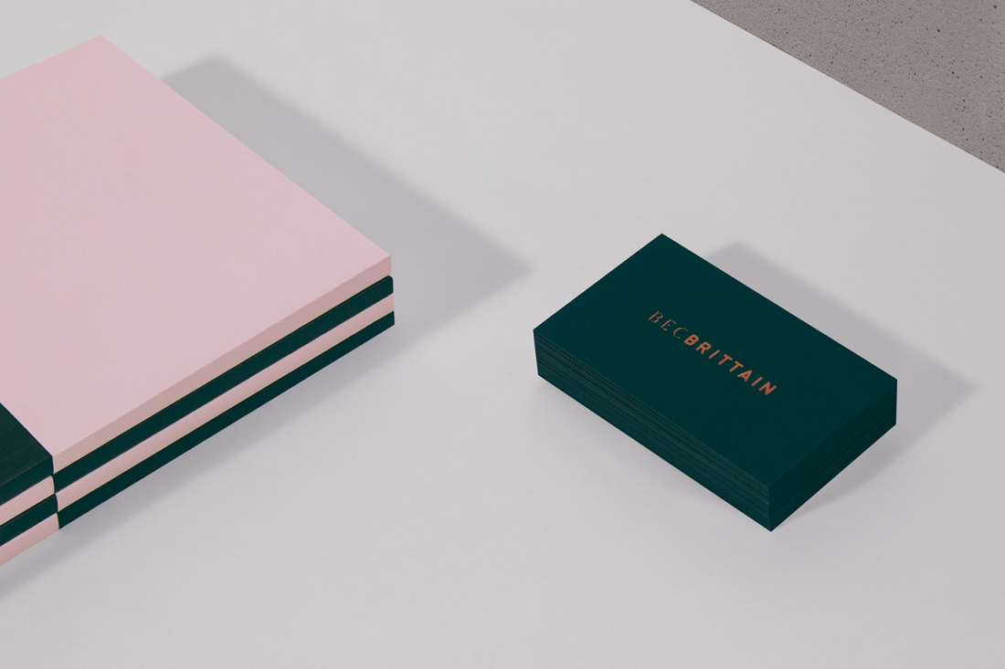 16 of the sweetest business card designs from some of the worlds described on lotta nieminens portfolio branding and catalogue design for bec brittain a new york based lighting and product designer driven by luxurious colourmoves
