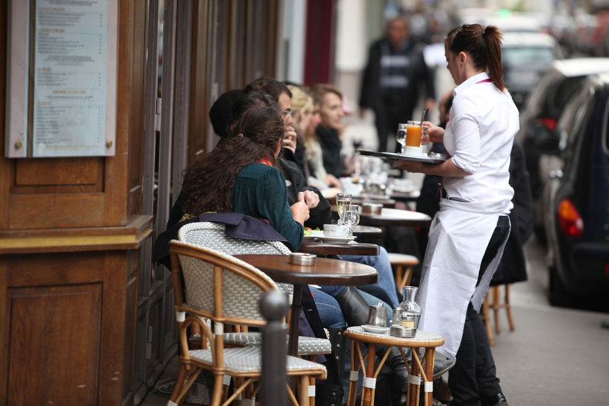 Paris café culture | Image courtesy of [Adobe Stock](https://stock.adobe.com/uk/?as_channel=email&as_campclass=brand&as_campaign=creativeboom-UK&as_source=adobe&as_camptype=acquisition&as_content=stock-FMF-banner)