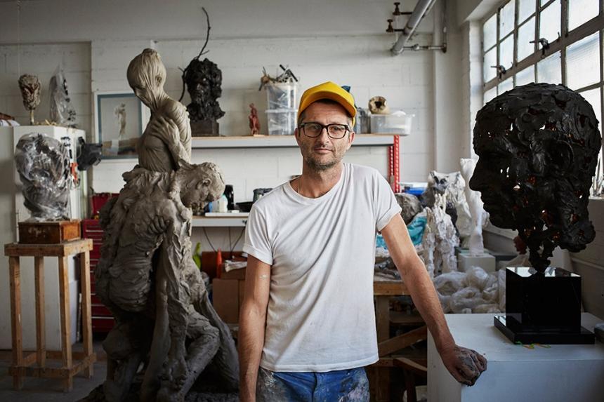 Kevin Francis Gray, sculptor