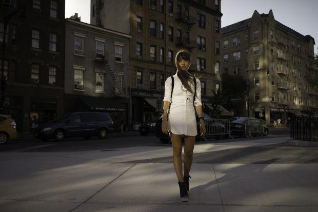 Jessica Walsh. Image courtesy of Sagmeister & Walsh