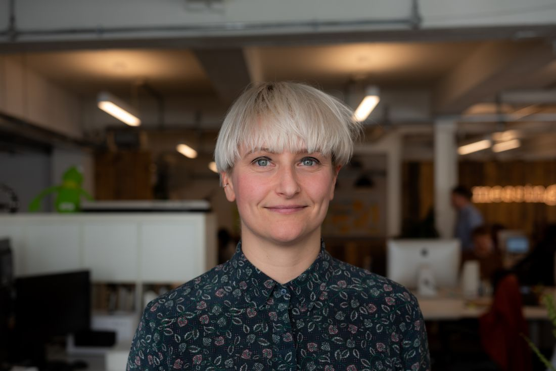 Johanna Drewe on how to climb the career ladder in the creative industries and what's next for design