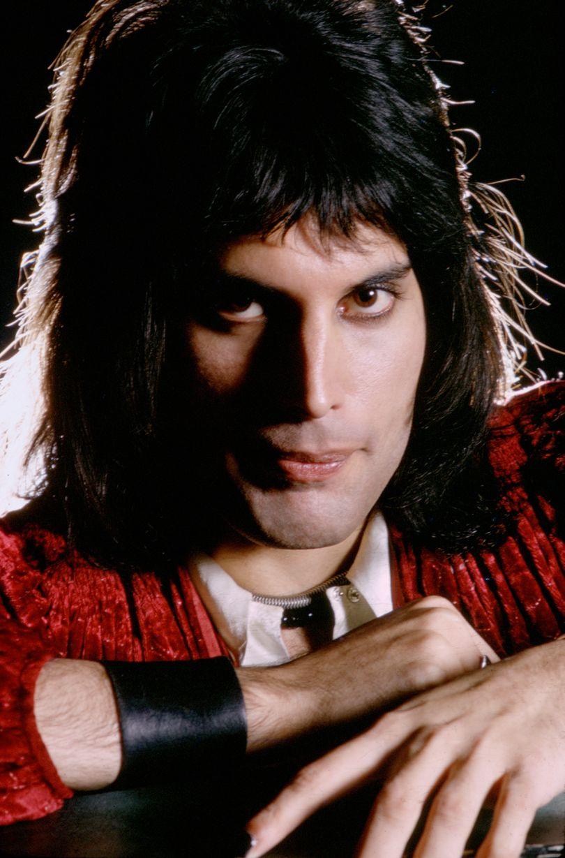 Freddie Mercury, Great Newport Street, London © Mick Rock 2020