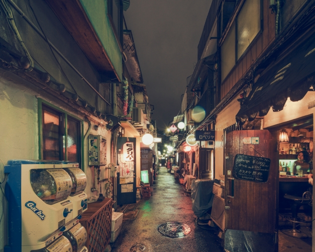 All images courtesy and copyright of Franck Bohbot