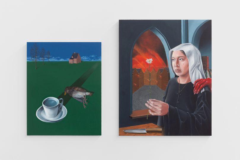 Various works by Dittmar Viane