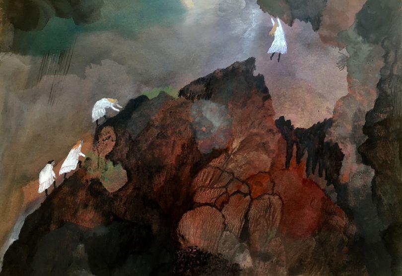 Picnic at Hanging Rock (Deleted scene) – Beatrice Alemagna