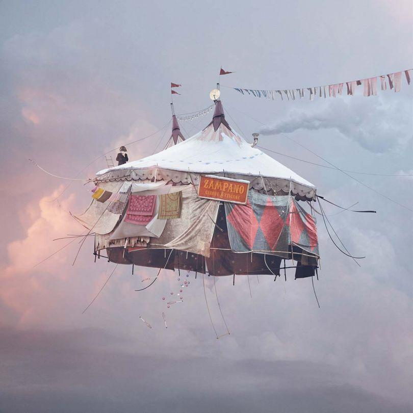 Circus © Laurent Chéhère