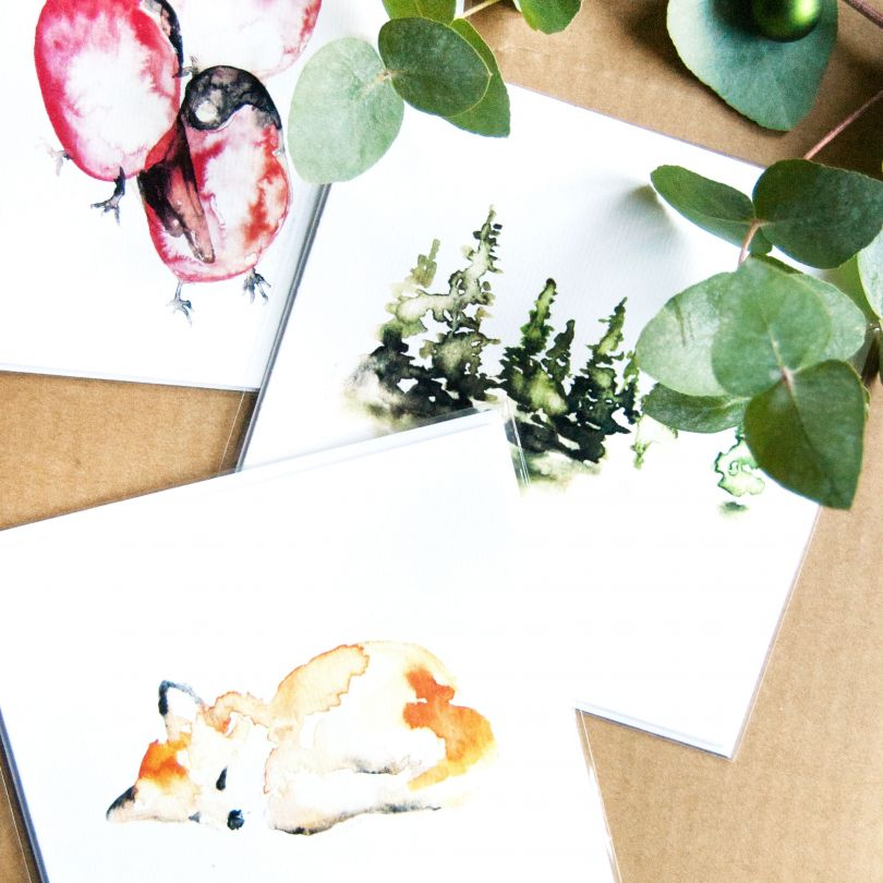 Priced at £9 for pack of three Buy the card