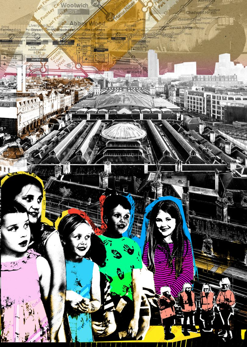 Create a New Museum – West Smithfield © Museum of London