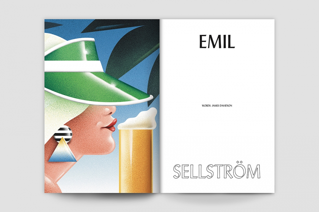 Caña Magazine Issue One: Emil Sellström