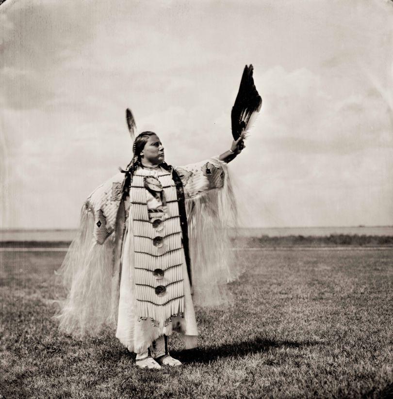 Margaret Landin - Honoring Sky Woman © Shane Balkowitsch