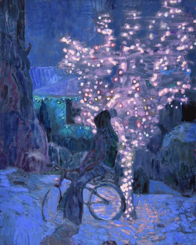 Lights, 2019 © Ben Reeves. Courtesy of Nicholas Metivier Gallery, Toronto