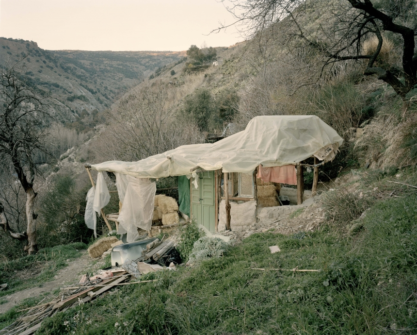 Morgan. (Andalucia, Spain. 2015) ©Ben Murphy