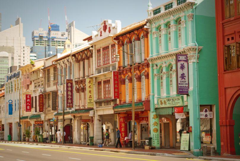 Colourful houses of Singapore. Image courtesy of [Adobe Stock](https://stock.adobe.com/)