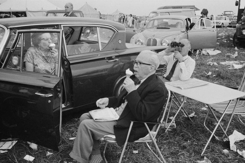 Derby Day, Epsom, c. 1967 © Tony Ray-Jones