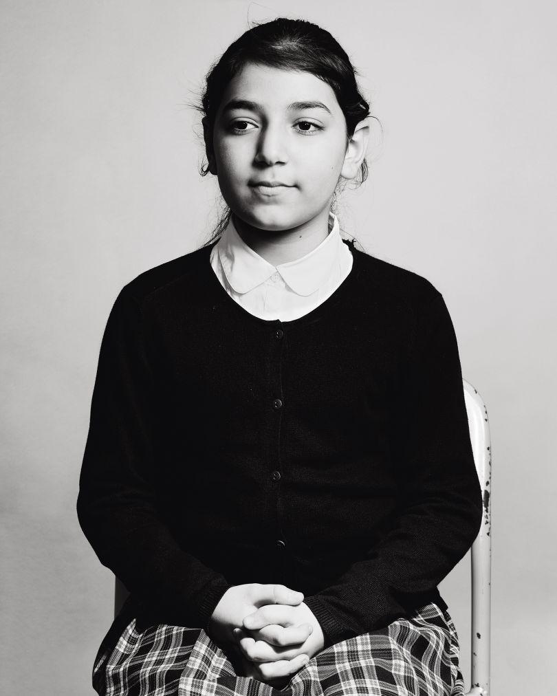 Schoolgirl II © John Offenbach