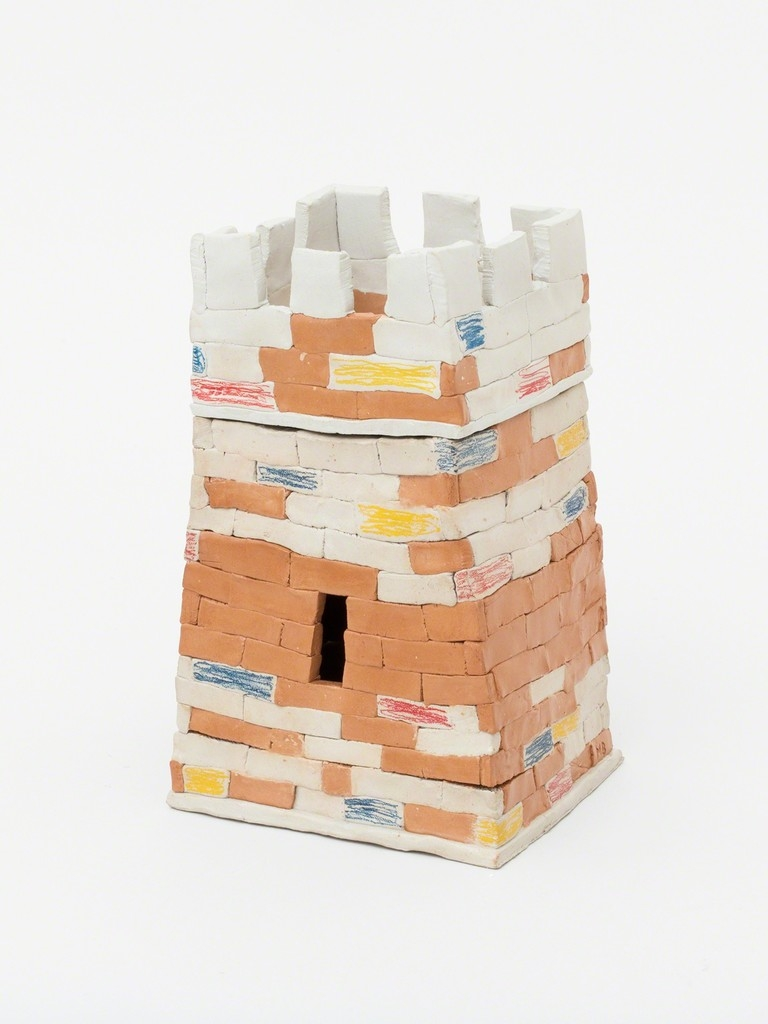 Matt Borgia – Monument #1, 2018. Fisher Parrish Gallery