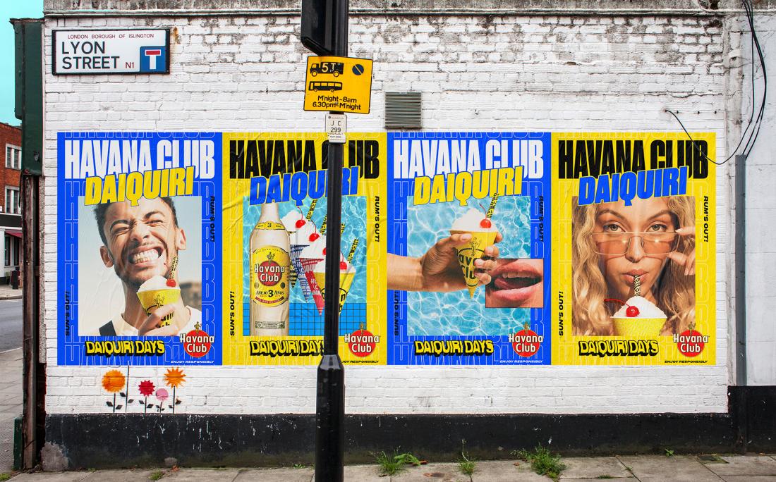 Impero's 'Daiquiri Days' campaign for Pernod Ricard's Havana Club three-year-old rum