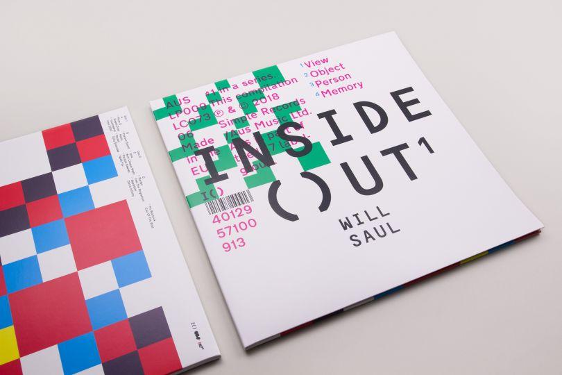 Inside Out compilation sleeve design