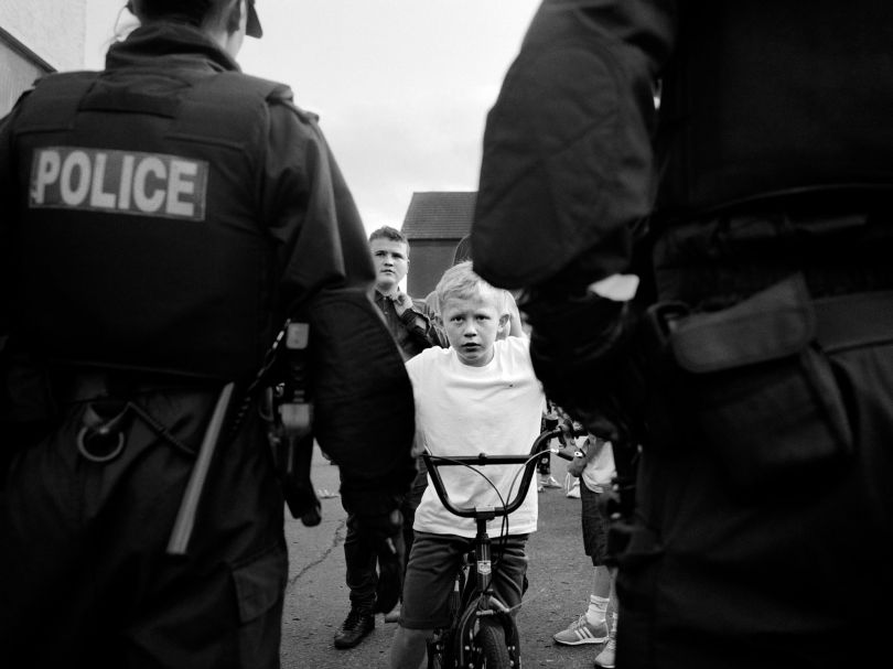 Youth of Belfast, 2019. Copyright: © Toby Binder, Germany, Shortlist, Professional, Brief, 2019 Sony World Photography Awards