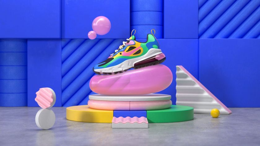 Nike - Gumball Pack by Not Real
