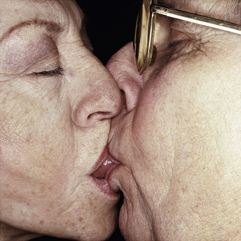 Snog, 2000 © Rankin